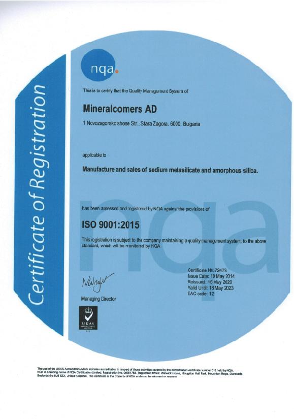 ISO 9001 - 2015 EN-01